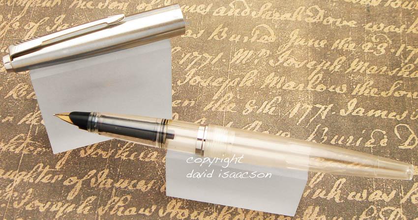 for Fountain Pen c1980s Excellent+ Parker 75 Section // Parker Premier Section